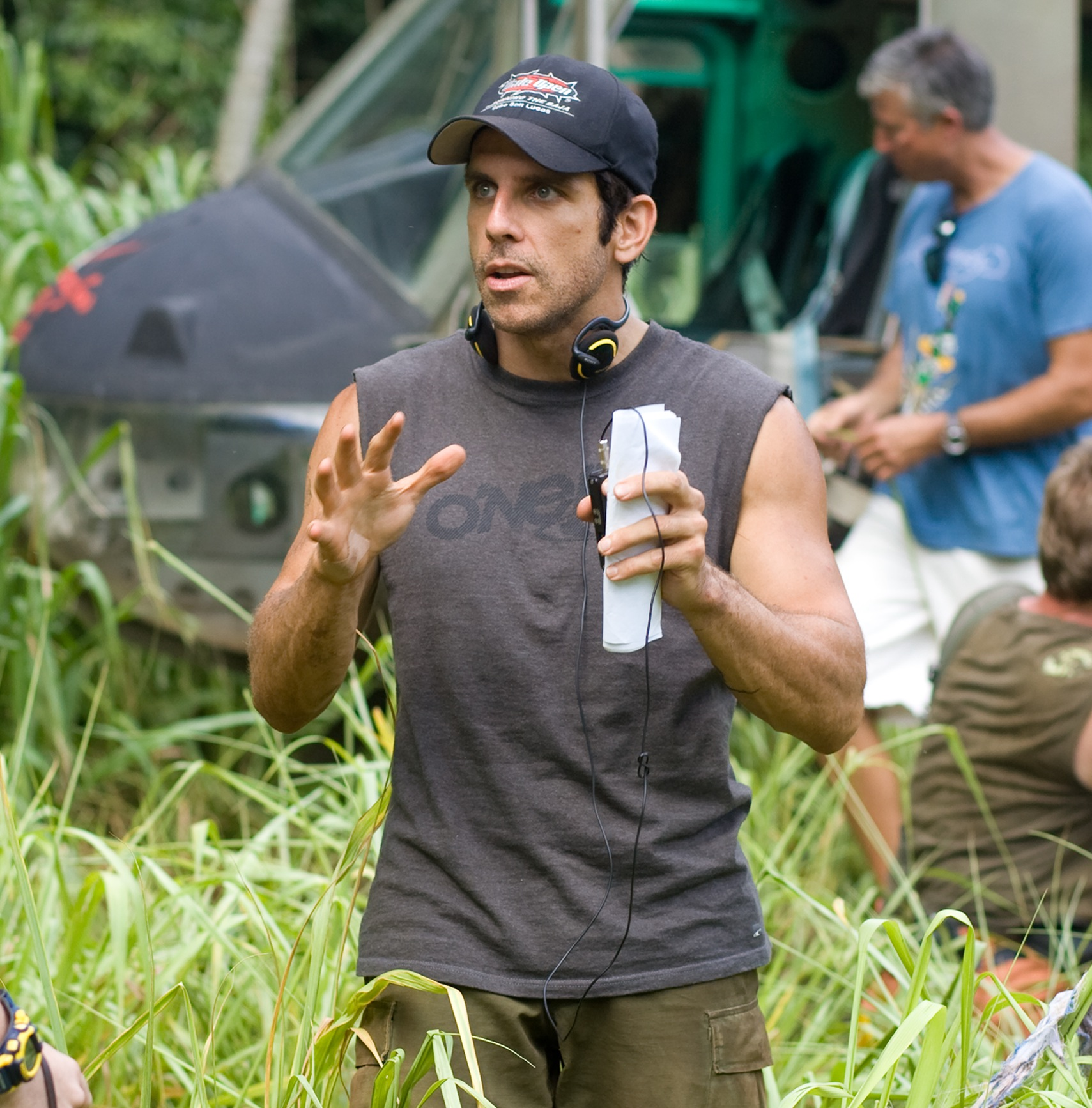 Gallery For > Tropic Thunder Ben Stiller Hands