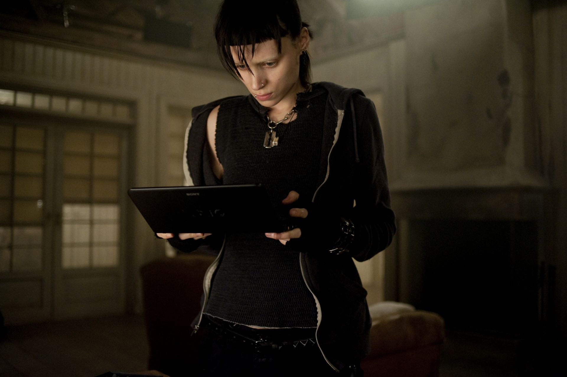 Girl With The Dragon Tattoo Rooney Mara
