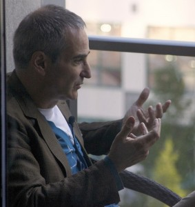 Olivier Assayas by Ray PRide