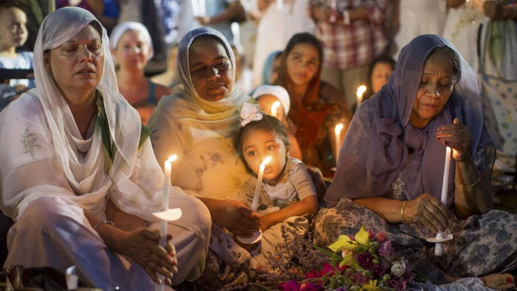 One year after the hate attack, the Oak Creek community comes together at The Sikh Temple of Wisconsin
