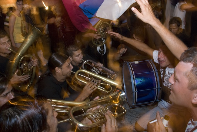 BRASSLANDS trumpet madness