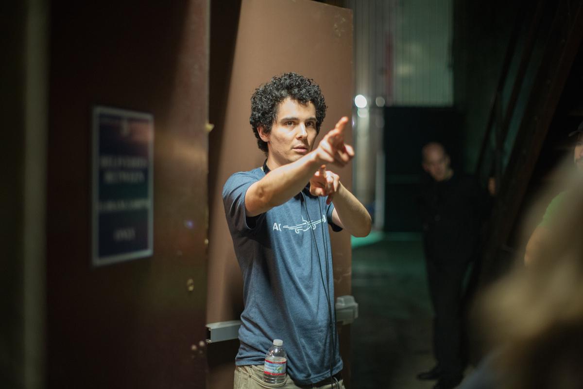 Damien Chazelle.